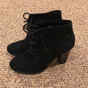Nine West Heeled Booties